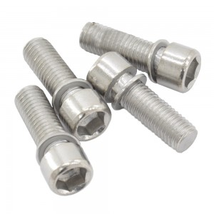 Jtek Stainless Steel Stem Bolt - M7 x 20 mm - available here